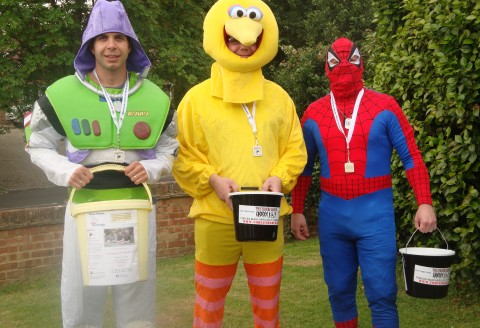 Fancy Dress Fundraising